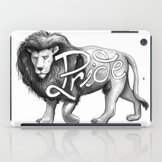 Pride Lion iPad Case
