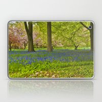 Blossom & Bluebells Laptop & iPad Skin