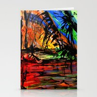 Fire & Flood Stationery Cards