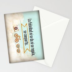 Felicidad - Happiness Stationery Cards