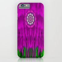 iPhone Cases featuring Fantasy Moon Shine by Pepita Selles