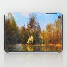 Autumn Lake iPad Case