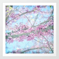 Our Spring Is Sweet Art Print
