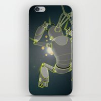 Quantum Magic iPhone & iPod Skin
