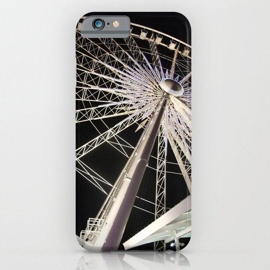 Wheeling Around iPhone & iPod Case