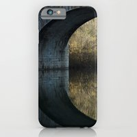 iPhone & iPod Case featuring Eye of the bridge by Jesús M.Chamizo