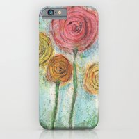 iPhone & iPod Case featuring Flowers  by They Come Along