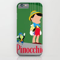 Pinocchio iPhone 6 Slim Case