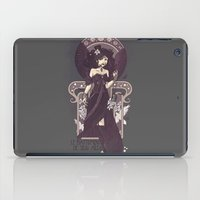 The Sound Of Her Wings iPad Case