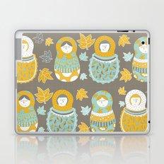 Autumnish mamushkas Laptop & iPad Skin