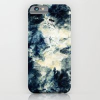 Drowning In Waves Textur… iPhone 6 Slim Case