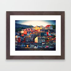 Porto  Framed Art Print