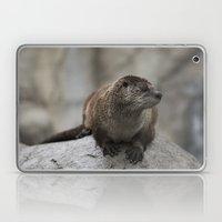 Doin' What He Otter Laptop & iPad Skin