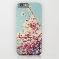 Retro Blossoms iPhone 6 Slim Case