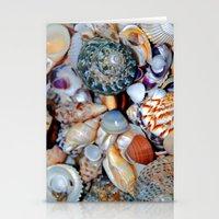Seashells By The Seashor… Stationery Cards