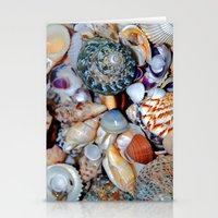 Seashells By The Seashor… Stationery Cards