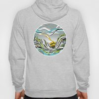 When The Earth Meets The… Hoody