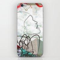 Lea iPhone & iPod Skin