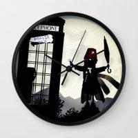 Who Kid Wall Clock