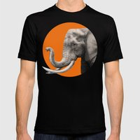Wild 6 by Eric Fan & Garima Dhawan Mens Fitted Tee Black SMALL