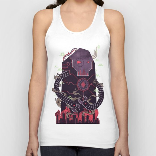 Operate, Annihilate Unisex Tank Top