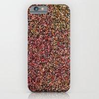 treemap mosaic - cinder iPhone 6 Slim Case