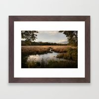 Oaks Bottom Wildlife Ref… Framed Art Print