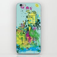 Ecosystem iPhone & iPod Skin