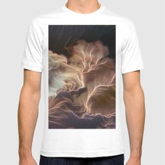 The Sleepwalker Mens Fitted Tee White SMALL