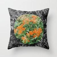 High Line Sunshine Throw Pillow