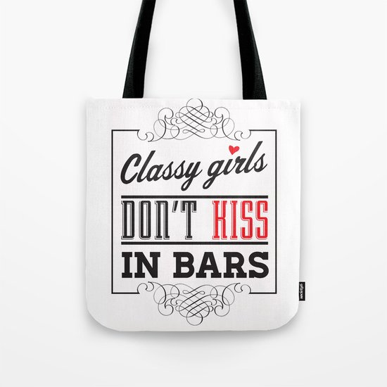 No, They Don't Tote Bag