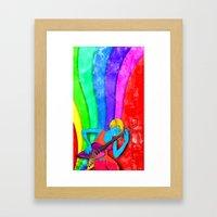 LNRN Framed Art Print