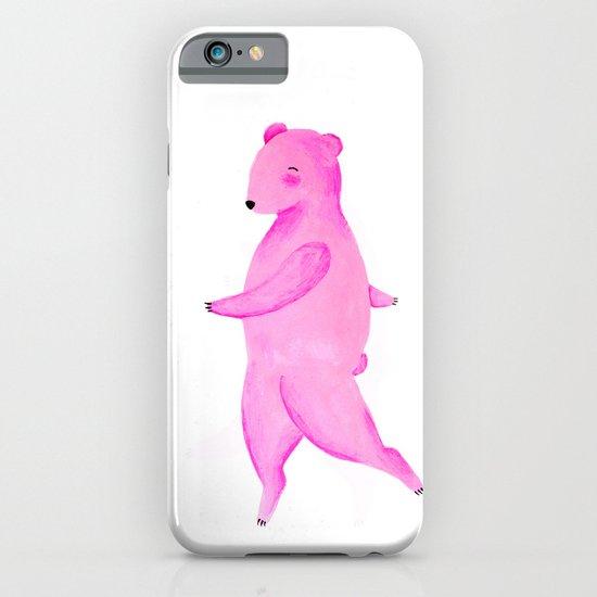 Dancing Bear №2 iPhone & iPod Case