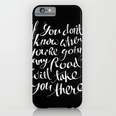 Roads iPhone 6 Slim Case