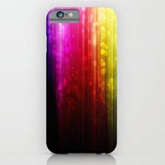 Rainbow Rain. Slim Case iPhone 6s