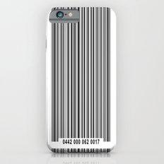 Barcode 1 Slim Case iPhone 6s