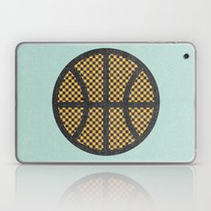 Op Art Basketball. Laptop & iPad Skin