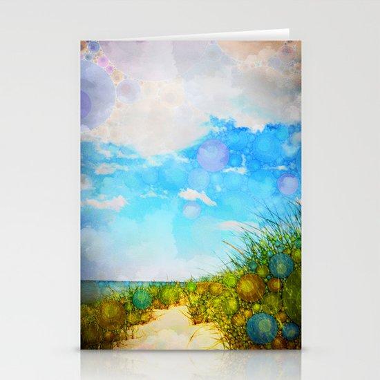 Ocean Dreams Stationery Card