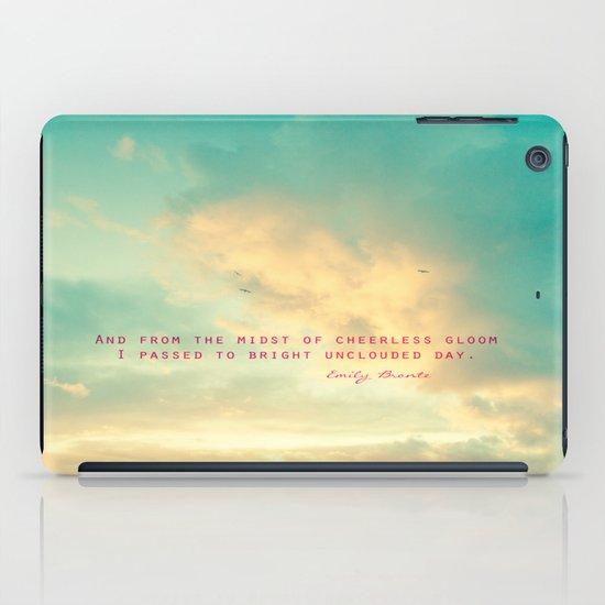 A Bright Day  iPad Case