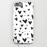 iPhone & iPod Case featuring Heart Attack by Party in the Mountains
