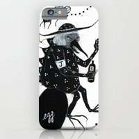 iPhone & iPod Case featuring L'Oeuf de Jacques by Franck Chartron