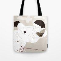 Bloody Skating - Ad Vict… Tote Bag