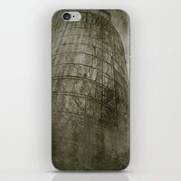 silo iPhone & iPod Skin
