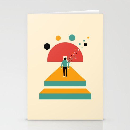 My Way Stationery Card
