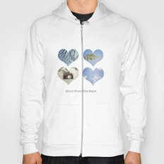 Shoot From the Heart Hoody
