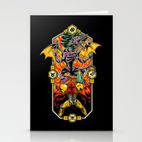 Epic Super Metroid Stationery Cards