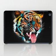 iPad Case featuring FEROCIOUS TIGER by Dzeri29