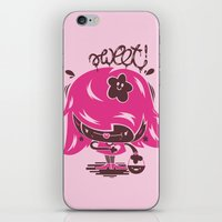 Chomba Sweetness iPhone & iPod Skin