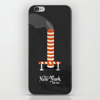 This Is New York For Me.… iPhone & iPod Skin