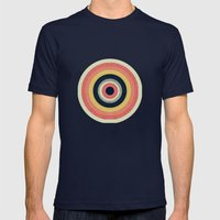 Eye Don't Care Mens Fitted Tee Navy SMALL